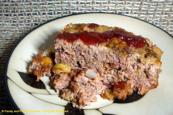 Noreen's Meat Loaf