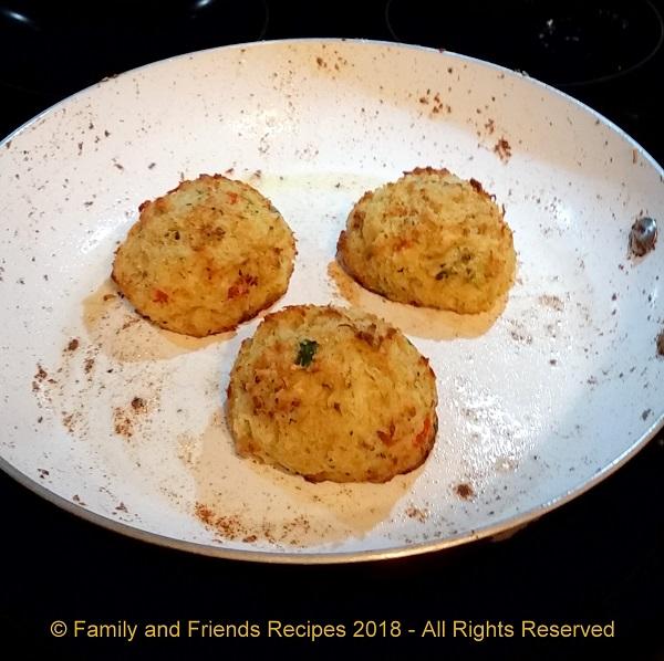 Noreen's Crabcakes