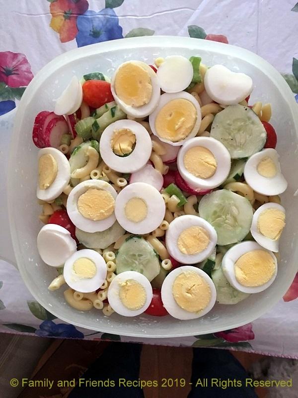 Linda's Summer Macaroni Salad
